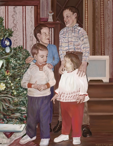 Christmas for Brothers and Sister 32