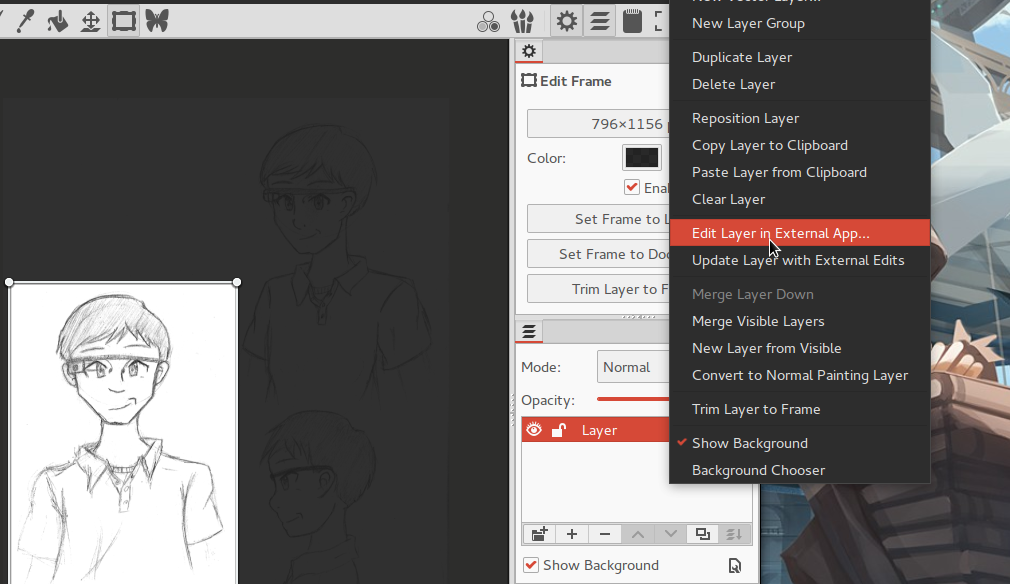 Can Photoshop brushes work on MyPaint? - User Support - MyPaint ...